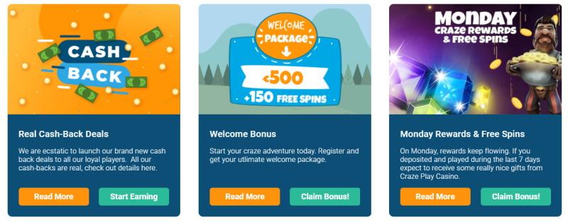 Bonusjakt i casinon utan svensk licens